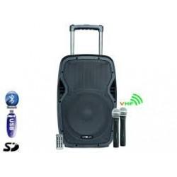 Ego Technologies AP1200PA Mobile Amp ABS 12 2Xvhf/BT