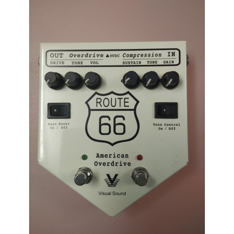 Visual Sound RT66 American Overdrive