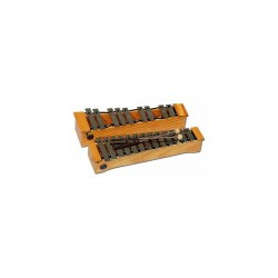 Samba 3302 Glockenspiel Cromatico Soprano Do-La