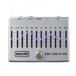 MXR M108S Ten Band Equalizzatore