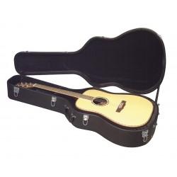 Rockbag RC10609B 4 Black Tole Astuccio Chitarra Folk