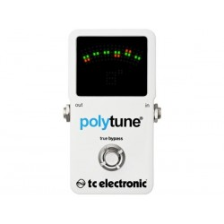 Tc Helicon Polytune 2 Accordatore a Pedale