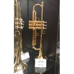 Spiri ML2203 Tromba Bb Laccata Oro