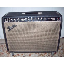 Fender Pro Reverb Black Face Amplificatore Chitarra Elettrica