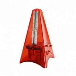 Wittner Tower Line C\Campanella Metronomo Trasparente Orange