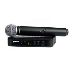 Shure BLX 24E BETA58  Radiomicrofono