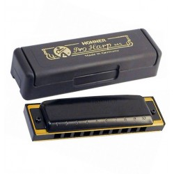 Hohner Armonica Pro Harp 562/20 MS B