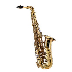 Forestone GX Gold Lacquer Alto Sax