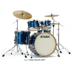 Tama Silverstar VD52KRS-ISP Kit Silver. Blue Scuro Sparkle