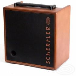 Schertler Giulia Wood Classic Combo Amplificatore 50 Watts Chitarra Acustica