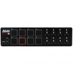 Akai LPD8 Tastiera USB/Midi Controller