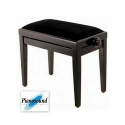 Clement 201QZ-BP Panchetta Pianoforte Black Lucida
