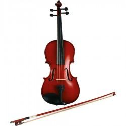 Eko EBV1412 Violino 3/4 C/Custodia C/Arco