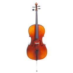Vhienna CE44 Concerto Violoncello 4/4 c/bag