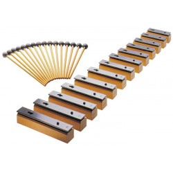 Honsuy 4991 Set 8 Piastre Sonore Do/Do c/Battenti