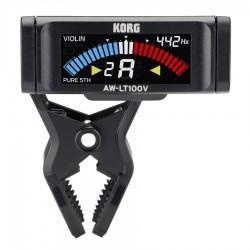 Korg AW-LT100V Tuner/Metr per VL/Viola