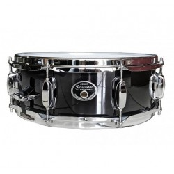 Tama VDS 145 BCB Silverstar Rullante in Betulla 14X5 Brusched Charcoal Black