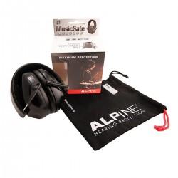 Alpine EarMuff Cuffia Isolante per Batteristi