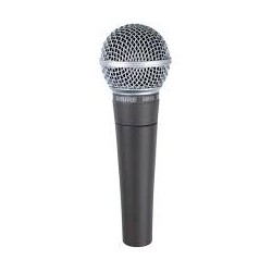 Shure SM58 Microfono Dinamico