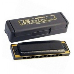 Hohner Armonica Pro Harp 562/20 MS D