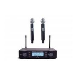 Technosound TMM620 UHF Doppio Radio Palmare