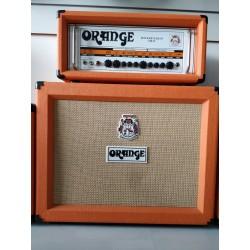 Orange Rockerverb 50 MKII Head + Orange PPC212 Cabinet