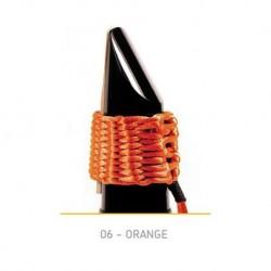 Bambù AT06 Orange Legatura Tela Sintetica Tenor Saxophone