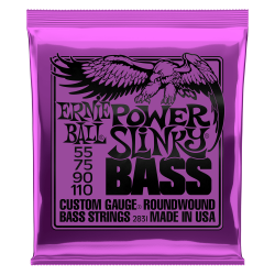 Ernie Ball Slinky 2831 055-110 Muta Corde Basso Elettrico