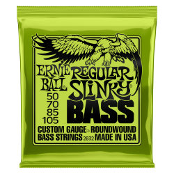 Ernie Ball Slinky 2832 050-105 Muta Corde Basso Elettrico
