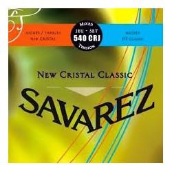 Savarez New Cristal Classic 540CRJ Muta Corde Chitarra Classica