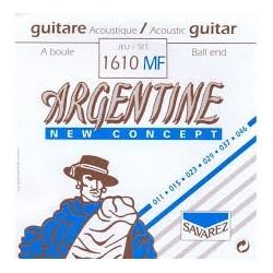 Savarez Argentine 1610MF Set Extra Light Tension Muta Corde Chitarra Manouche