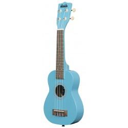 Kala Ukulele UK Blueyonder Soprano Azzurro