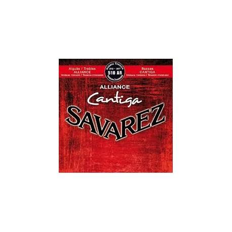 Savarez Alliance Cantiga 510AR Muta Corde Chitarra Classica