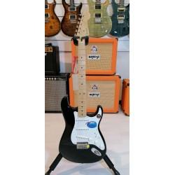 Fender Stratocaster J. Vaughan Tex Mex Black